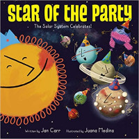 Star of the Party: The Solar System Celebrates!