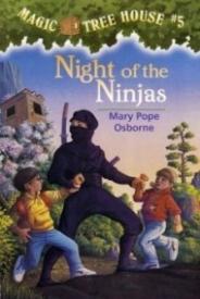 Night of the Ninjas (Magic Tree House #5)