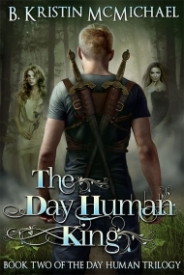 The Day Human King Cover