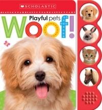 Playful Pets: Woof