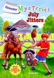 July Jitters (Calendar Mysteries #7)