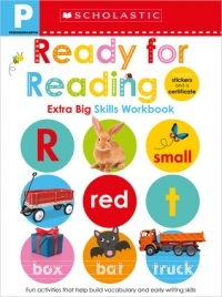 Pre-K Extra Big Skills Workbook: Ready for Reading (Scholastic Early Learners)