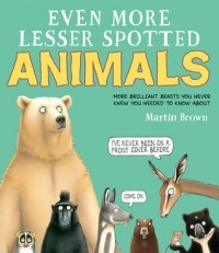 Even More Lesser Spotted Animals