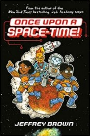 Once Upon a Space-Time (#1)
