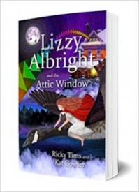Lizzy Albright and the Attic Window