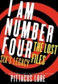 Six's Legacy (Lorien Legacies: The Lost Files #2)