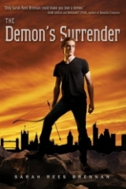 The Demon's Surrender (The Demon's Lexicon #3)