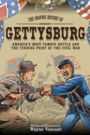 Gettysburg: The Graphic History of America's Most Famous Battle and the Turning Point of the Civil War