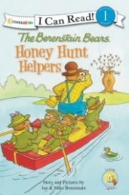 The Berenstain Bears Honey Hunt Helpers