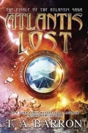 Atlantis Lost (Atlantis Saga #3)