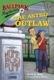 The Astro Outlaw (Ballpark Mysteries #4)
