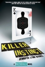 Killer Instinct (The Naturals #2)