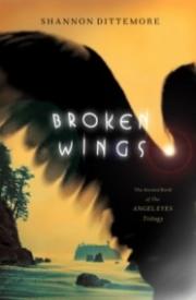 Broken Wings (Angel Eyes Trilogy #2)