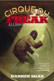 Allies of the Night (Cirque du Freak #8)