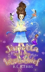 Janetta and the Book Thief