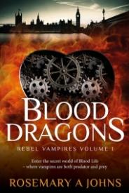 Blood Dragons (Rebel Vampires Volume 1)