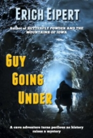Guy Going Under: A Cave Adventure