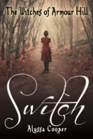The Witches of Armour Hill: Switch cover art