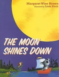 The Moon Shines Down