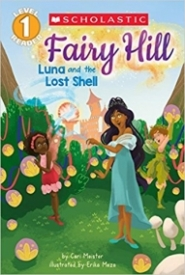 Luna and the Lost Shell (Fairy Hill #2)