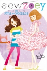 On Pins and Needles (Sew Zoey #2)