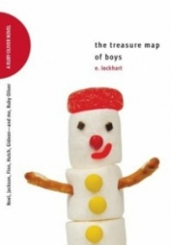 The Treasure Map of Boys: Noel, Jackson, Finn, Hutch, Gideon—and me, Ruby Oliver (Ruby Oliver #3)