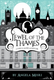 Jewel of the Thames - book cover
