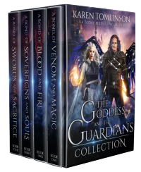 The Goddess and the Guardians Boxset
