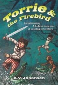 Torrie and the Firebird