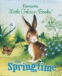 Favorite Little Golden Books for Springtime