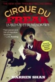Lord of the Shadows (Cirque du Freak #11)