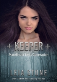 Keeper - Matefinder Next Generation Book 1