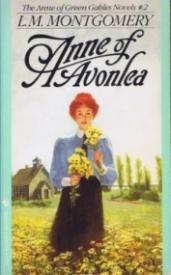 Anne of Avonlea (Anne of Green Gables #2)