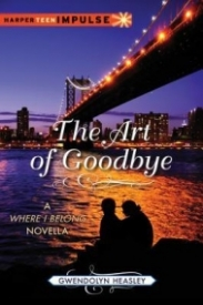 The Art of Goodbye (Where I Belong #1.5)