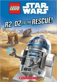 R2-D2 to the Rescue! (LEGO Star Wars: Chapter Book)