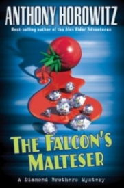 The Falcon's Malteser (Diamond Brothers #1)