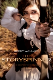 The Storyspinner (The Keepers' Chronicles #1)