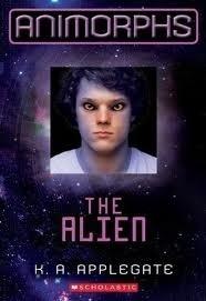 The Alien (Animorphs Book 8)