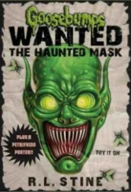 The Haunted Mask (Goosebumps #11)