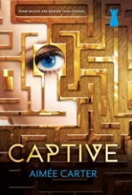 Captive (The Blackcoat Rebellion #1)