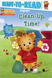 Clean-Up Time!: Ready-to-Read Pre-Level 1