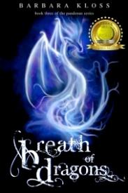 Breath of Dragons (A Pandoran Novel #3)