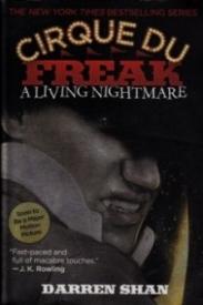 A Living Nightmare (Cirque du Freak #1)