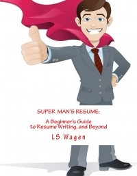 Super Man's_Resume_Cover_