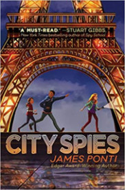 City Spies (City Spies #1)