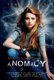 Anomaly (Schrodinger's Consortium #1)