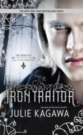 The Iron Traitor (The Iron Fey: Call of the Forgotten #2)