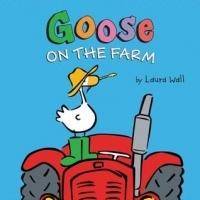 Goose on a Farm