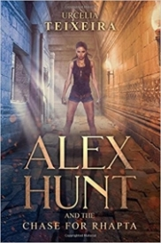 ALEX HUNT and the Chase for Rhapta