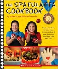 The Spatulatta Cookbook